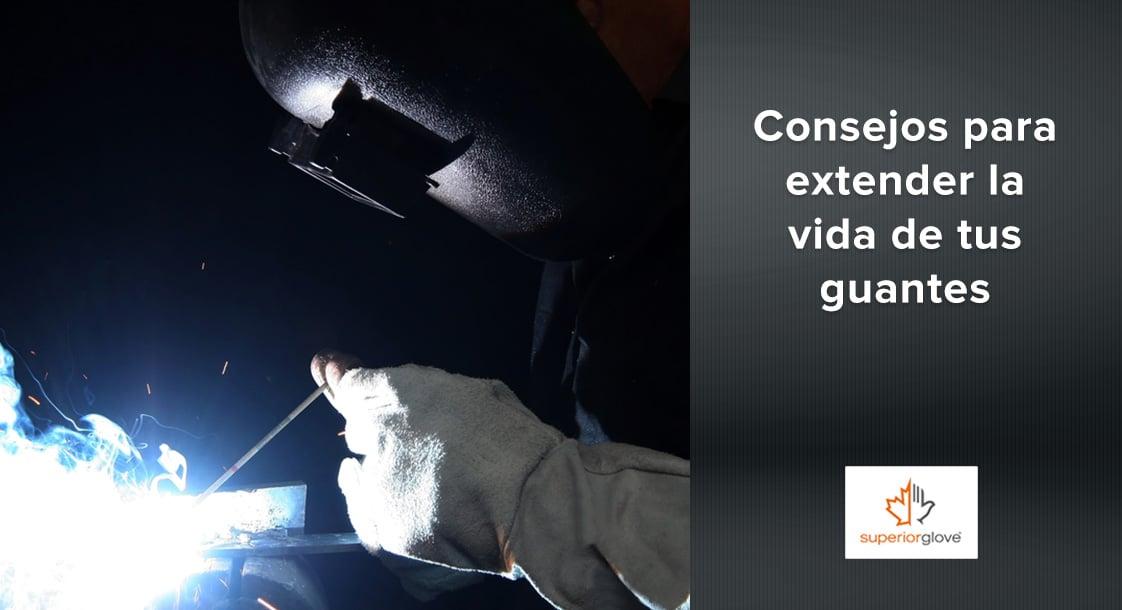 Consejos para extender la vida útil de los guantes de protección industrial