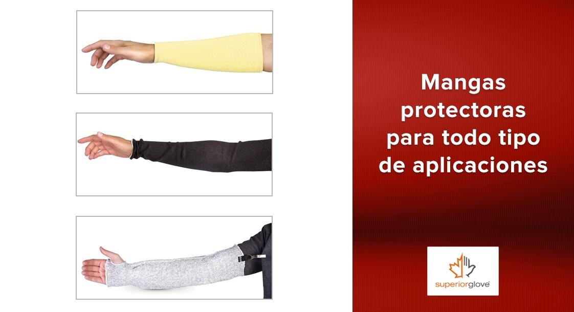 Mangas protectoras Superior Glove para todo tipo de aplicaciones