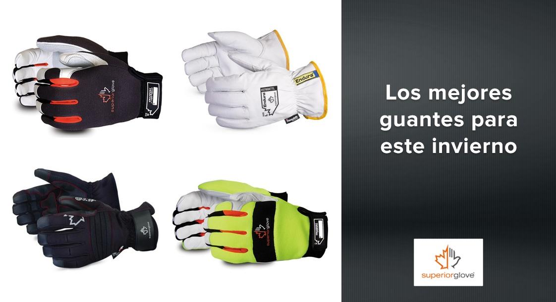 Los mejores guantes Superior Glove para este invierno