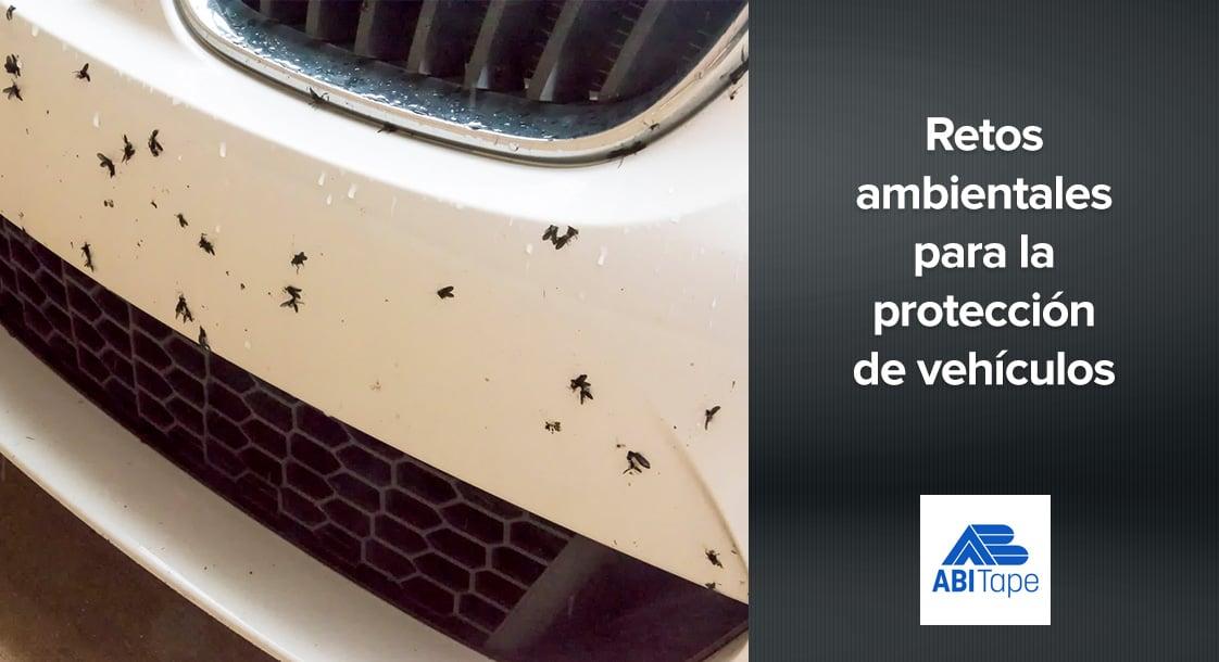 Retos ambientales para la protección de vehículos durante su traslado