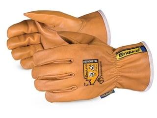 Guantes Superior Glove de nylon sin costuras Dexterity® con respaldo completo y revestimiento de nitrilo de palma