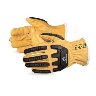 Guantes Superior Glove Endura de conductor antichoque con forro de Kevlar® de piel de cabra Oilbloc.jpg