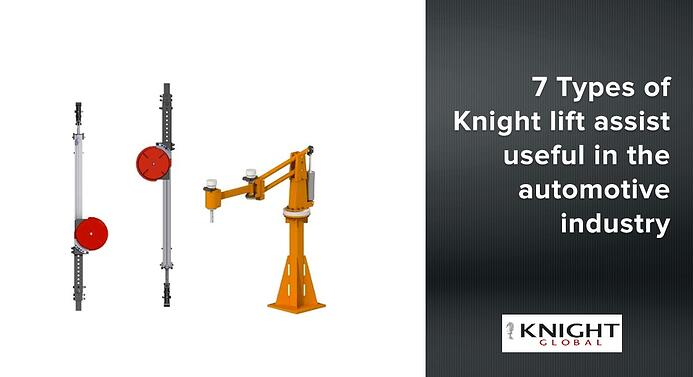 7 Types of Knight lift assist useful in the automotive industry