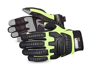 Guantes Superior Glove mecánicos anti-impacto Clutch Gear®