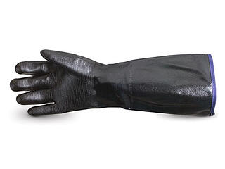 Guantes Superior Glove Chemstop de neopreno
