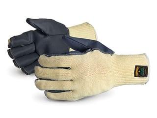 Guantes Superior Glove resistentes al calor con SilaChlor y Temperbloc