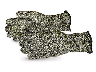 Guantes resistentes al calor Superior Glove reforzados con fibra de carbono Cool Grip de Kevlar