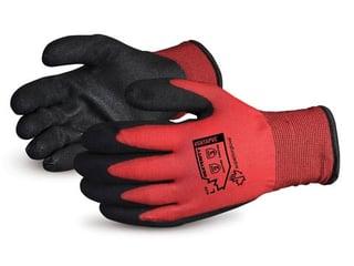 Guantes Superior Glove Endura® Kevlar®-Lined Waterstop ™ / Oilbloc ™ Goat-Grain Arco Flash