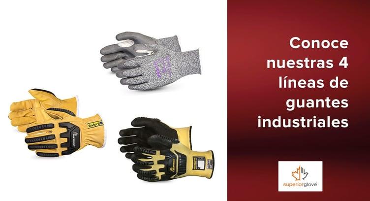 líneas de guantes Superior Glove