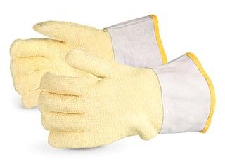 Guantes Superior Glove Dragon Terry Knit de protección contra el calor