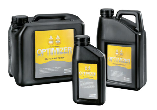 Optimizer oil tool oil atlas copco