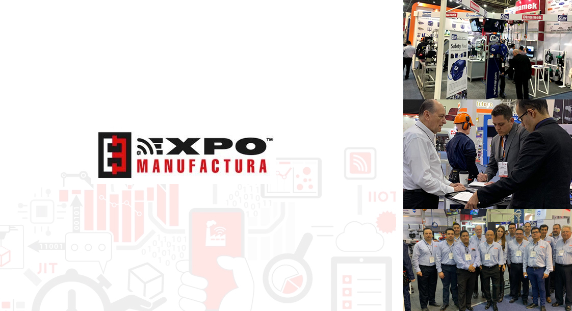 Reseña: Expo Manufactura 2019