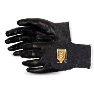 Guantes Superior Glove TenActiv ™ de fibra de filamento compuesto de calibre ultrafino de calibre 18
