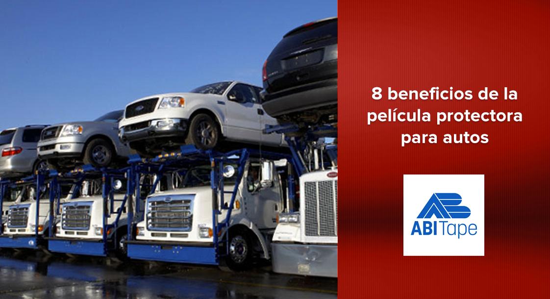 8 beneficios de la película protectora Abi Tape para automóviles