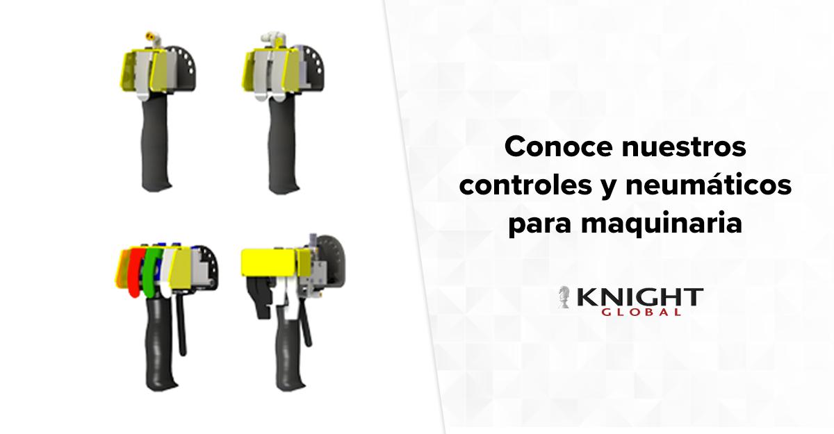 Conoce la nueva generación de equipos con sistema de doble seguridad (SDS Servo Hoist Knight Global)