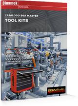 Catálogo de Tool kits EGA Master