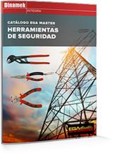 Catálogo de herramientas de seguridad EGA Master