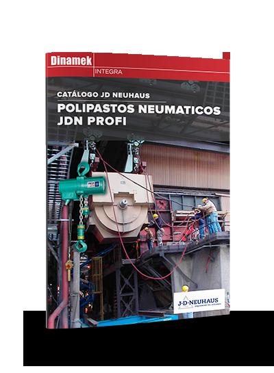 Catálogo de Polipastos PROFI JDN