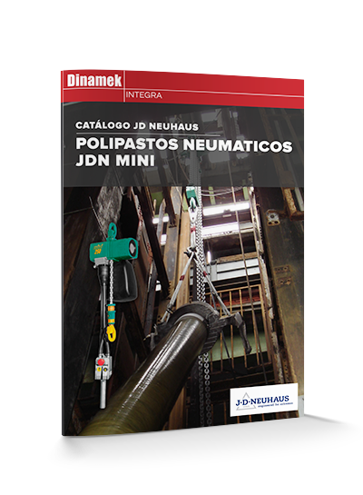 Catálogo de Polipastos MINI JDN