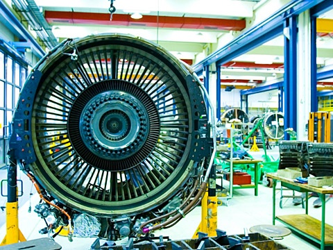 Guantes para la industria aeroespacial