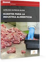 Catálogo de guantes para la Industria Alimenticia