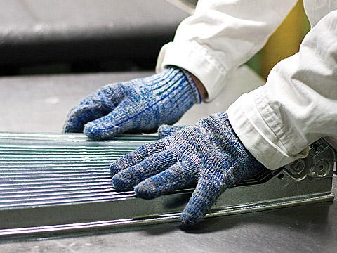 Guantes para la industria metalmecánica