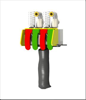 Controles y accesorios Knight