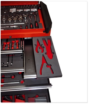 Control de herramientas