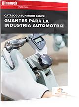 Catálogo de guantes para la Industria Automotríz