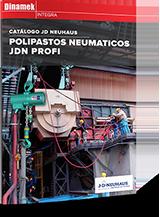 JD Neuhaus de Polipastos Neumáticos PROFI