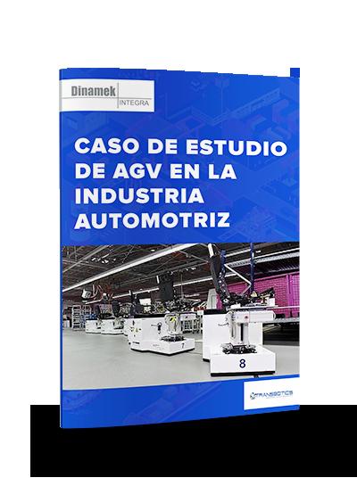 Caso de estudio de AGV en la industria Automotriz (en inglés)