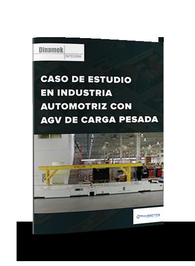 Caso de estudio en Industria Automotriz con AGV de carga pesada (en inglés)