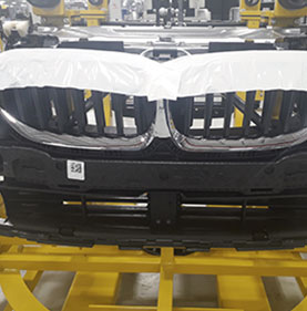 Caso de éxito en la industria automotriz con dispensadores de cinta